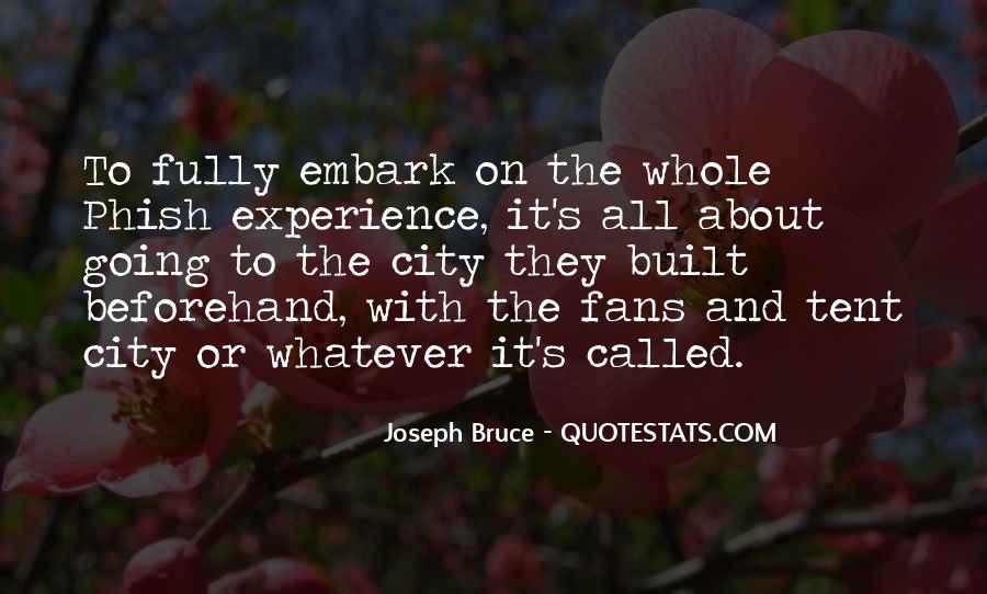 Joseph Bruce Quotes #90716
