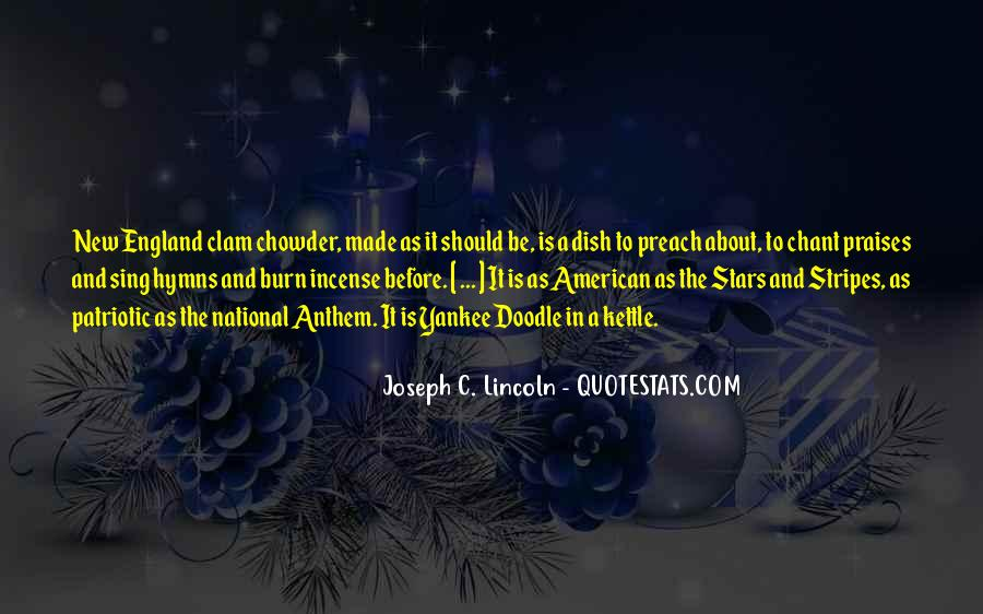 Joseph C. Lincoln Quotes #1845448