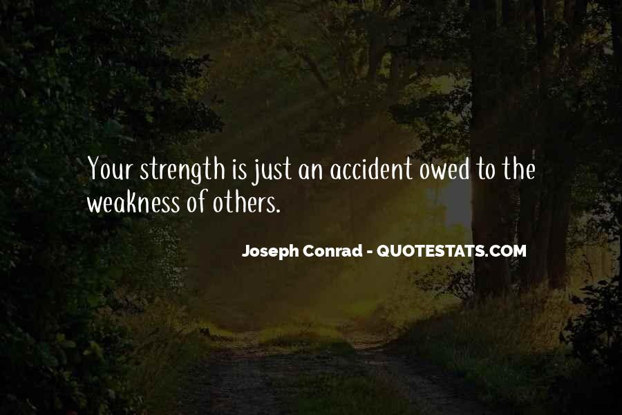 Joseph Conrad Quotes #1024135
