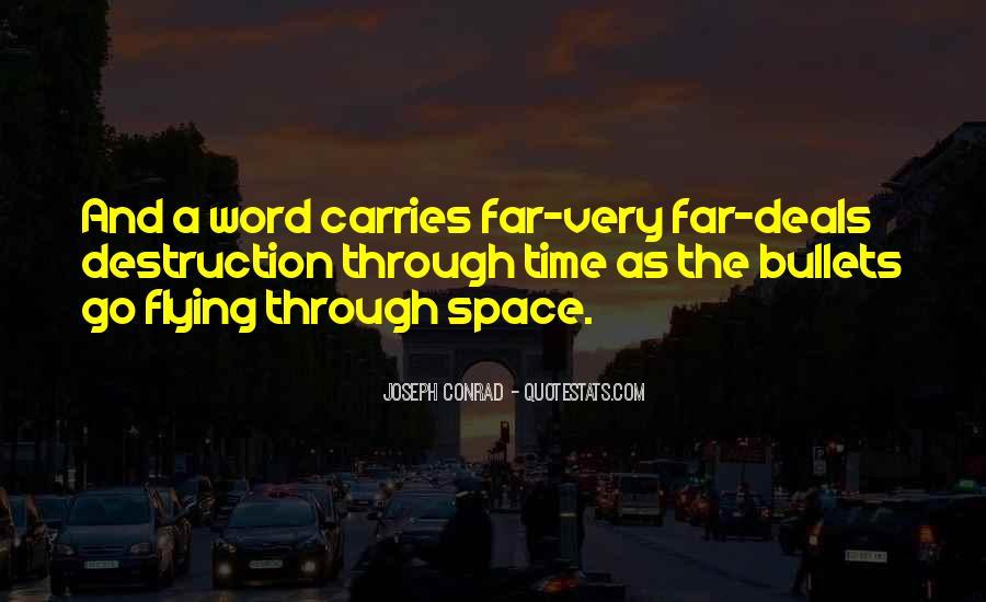 Joseph Conrad Quotes #1054404