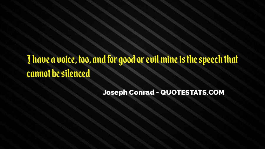 Joseph Conrad Quotes #1206392