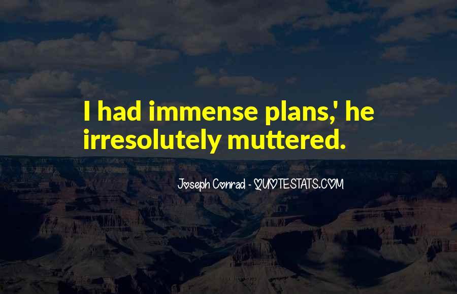 Joseph Conrad Quotes #1268598