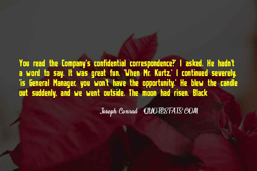 Joseph Conrad Quotes #1316640