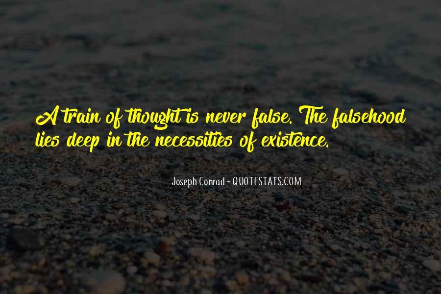 Joseph Conrad Quotes #1337982