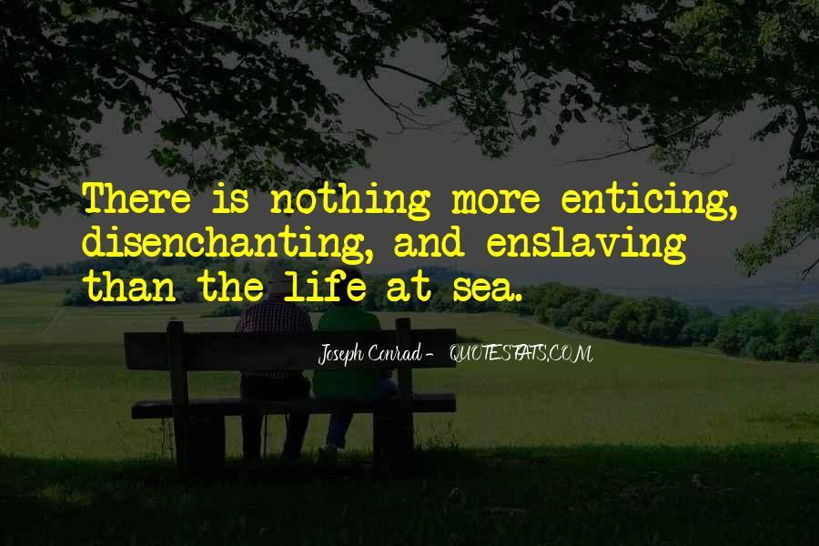 Joseph Conrad Quotes #135344