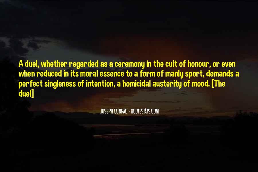 Joseph Conrad Quotes #1389030
