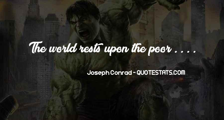 Joseph Conrad Quotes #1419645