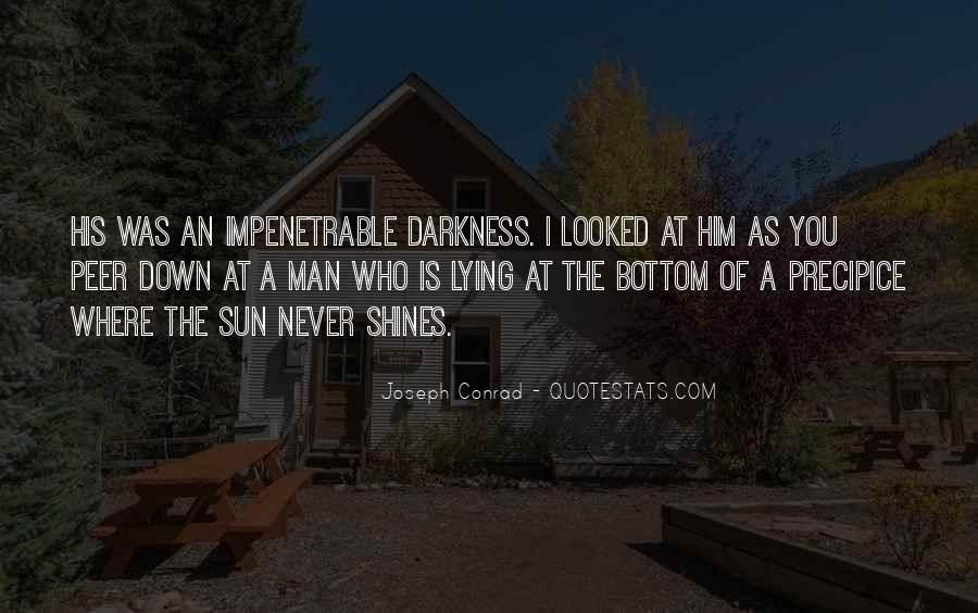 Joseph Conrad Quotes #1443989