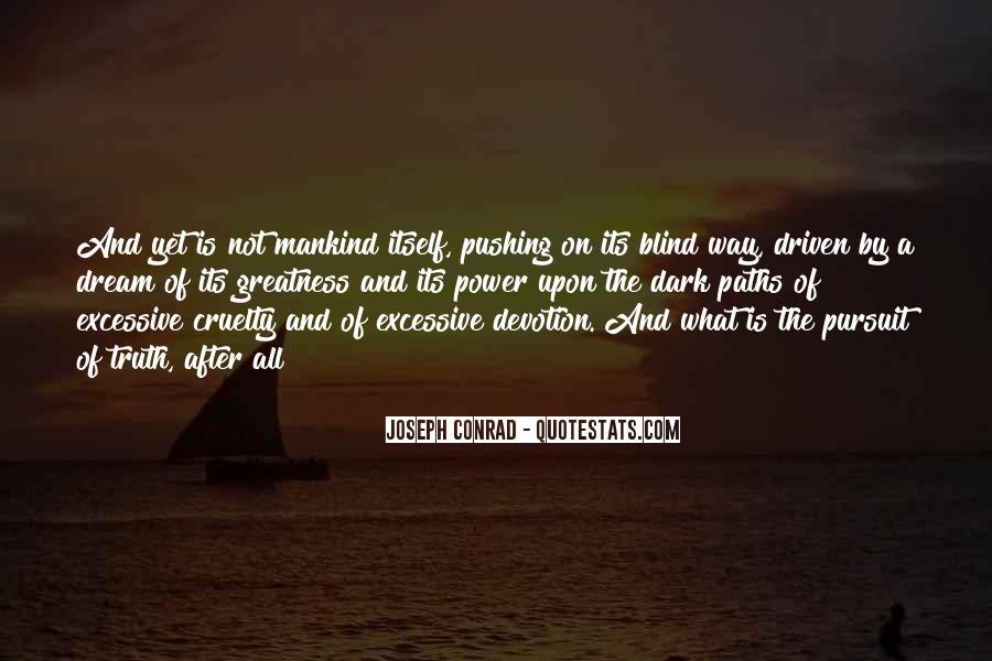 Joseph Conrad Quotes #1480375