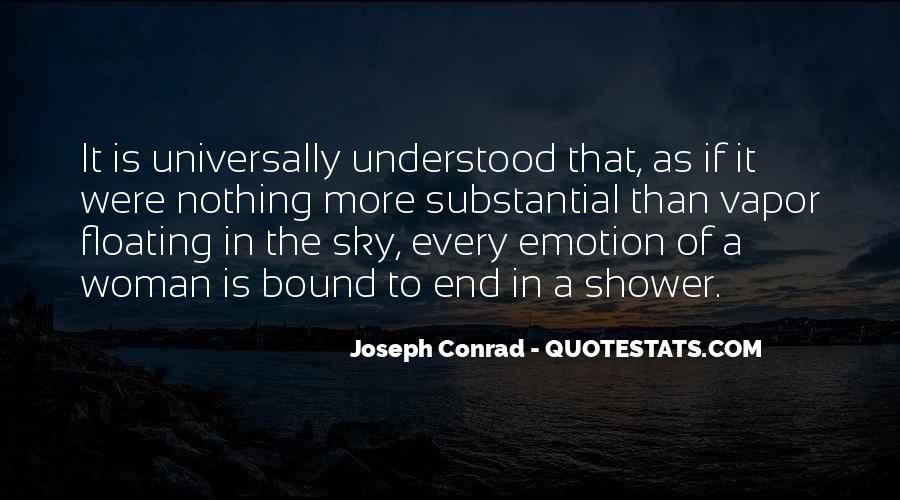 Joseph Conrad Quotes #1489203
