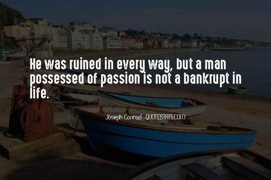 Joseph Conrad Quotes #1554527