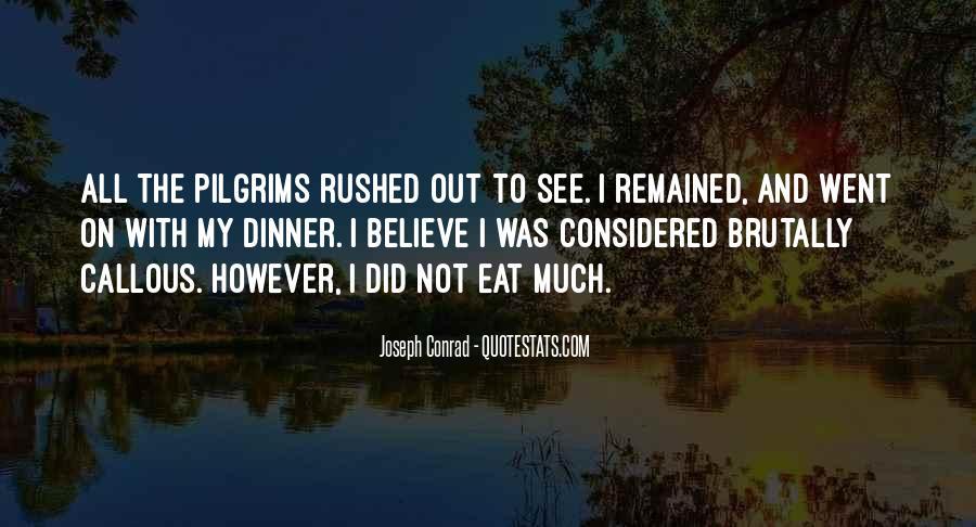 Joseph Conrad Quotes #1625035