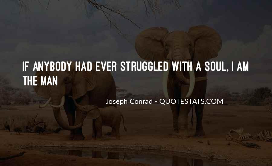 Joseph Conrad Quotes #164235