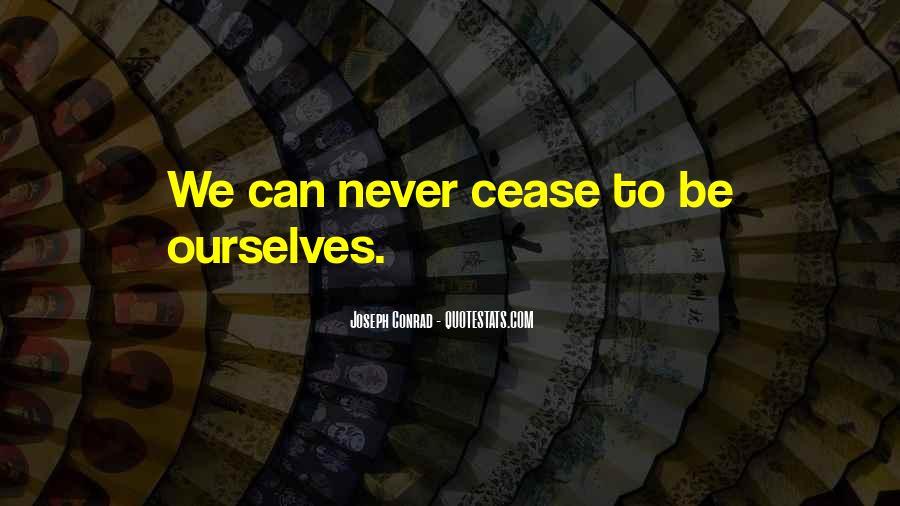 Joseph Conrad Quotes #1674146