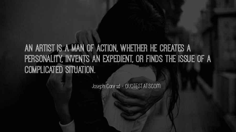 Joseph Conrad Quotes #1871749
