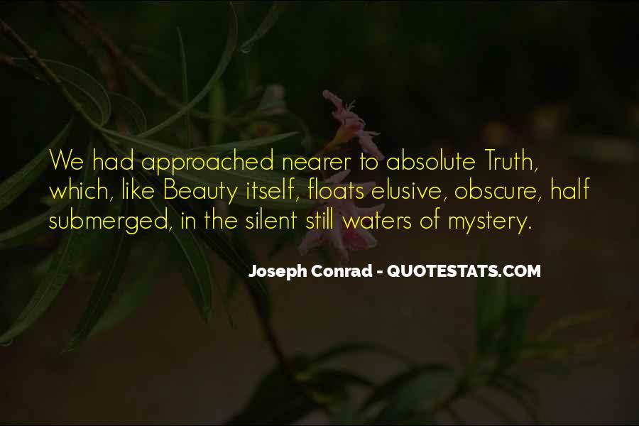 Joseph Conrad Quotes #187516