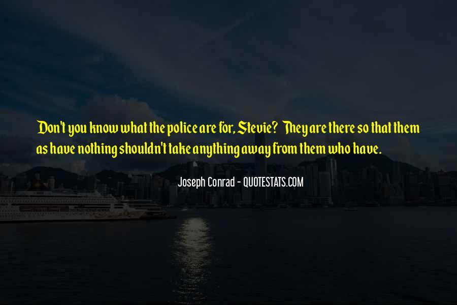 Joseph Conrad Quotes #282784