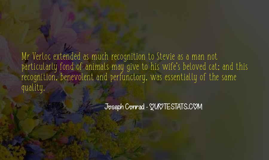 Joseph Conrad Quotes #299798