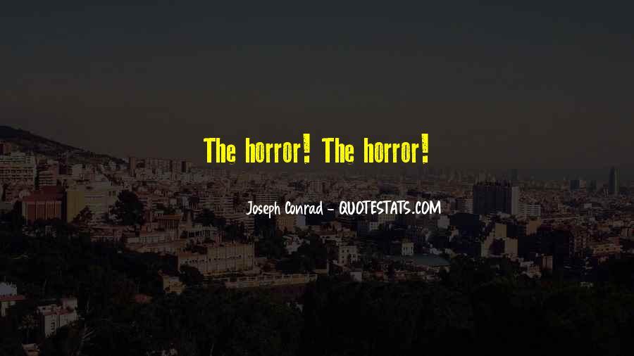 Joseph Conrad Quotes #315130