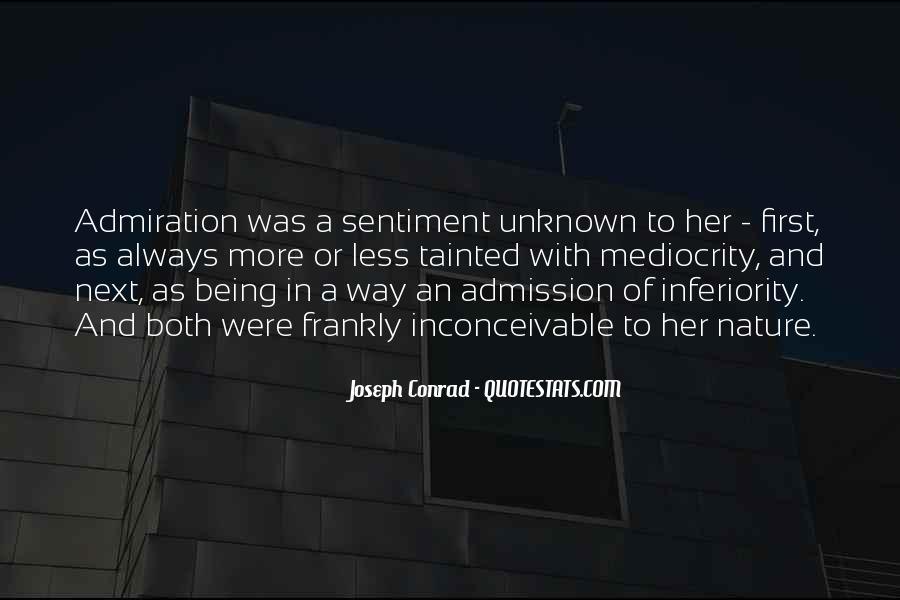 Joseph Conrad Quotes #341773