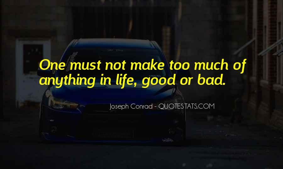 Joseph Conrad Quotes #361250