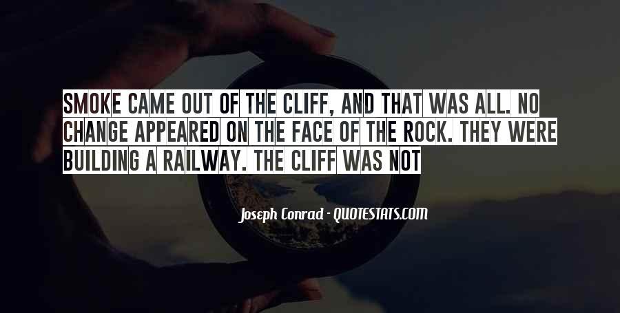 Joseph Conrad Quotes #388255
