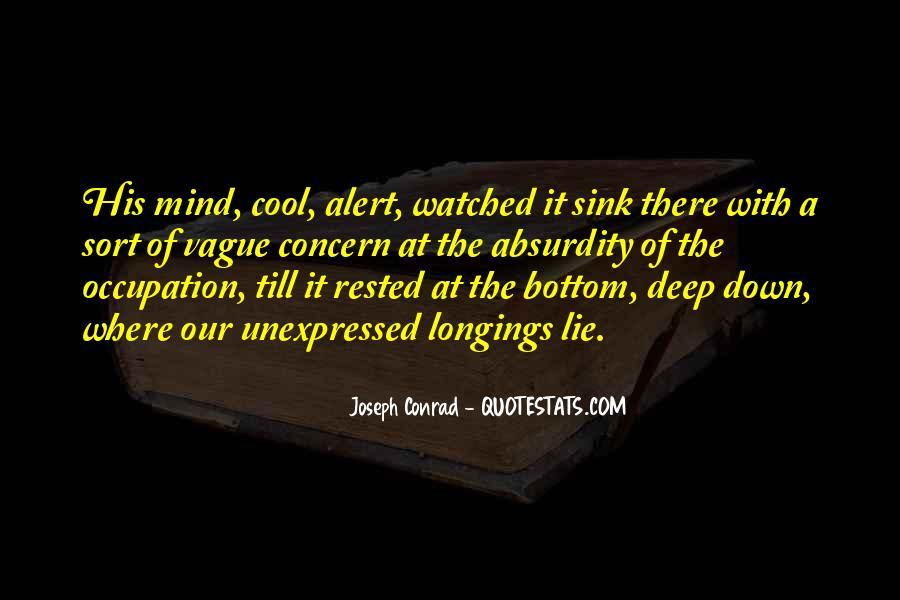 Joseph Conrad Quotes #45966