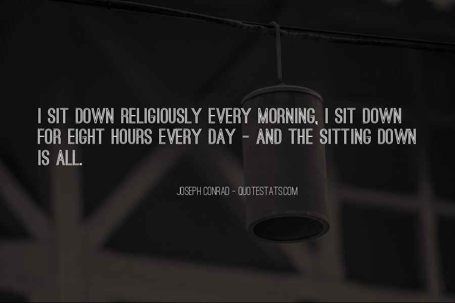 Joseph Conrad Quotes #472737