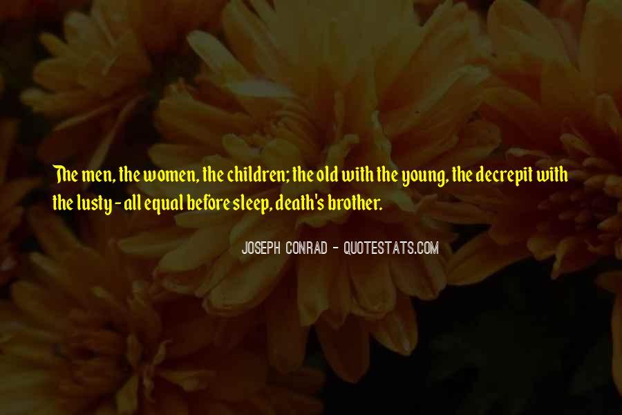 Joseph Conrad Quotes #474072