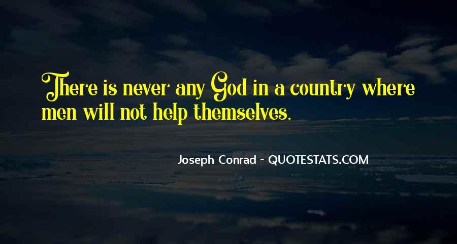 Joseph Conrad Quotes #549816