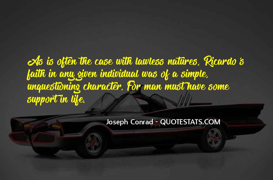 Joseph Conrad Quotes #564440
