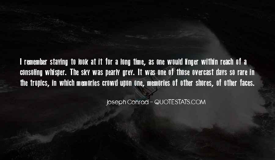 Joseph Conrad Quotes #689891
