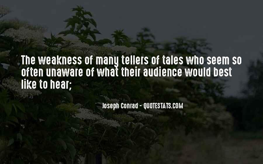 Joseph Conrad Quotes #692575