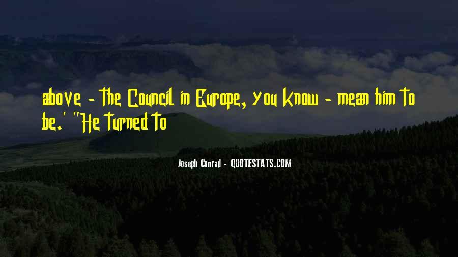 Joseph Conrad Quotes #735600