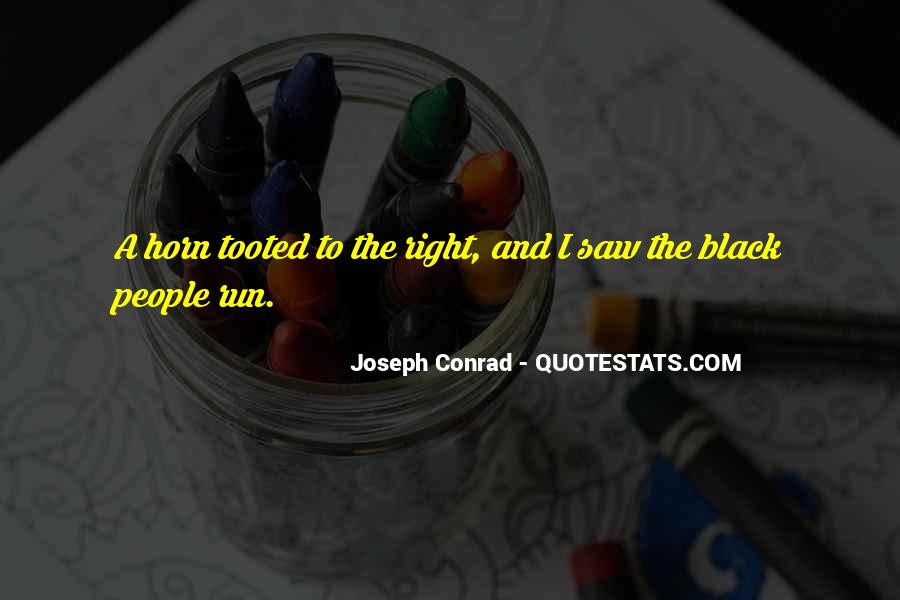 Joseph Conrad Quotes #767442