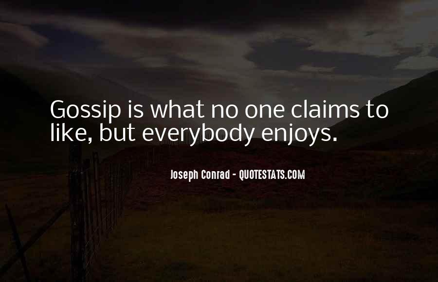 Joseph Conrad Quotes #831529