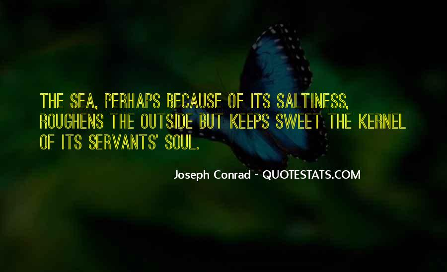 Joseph Conrad Quotes #856130