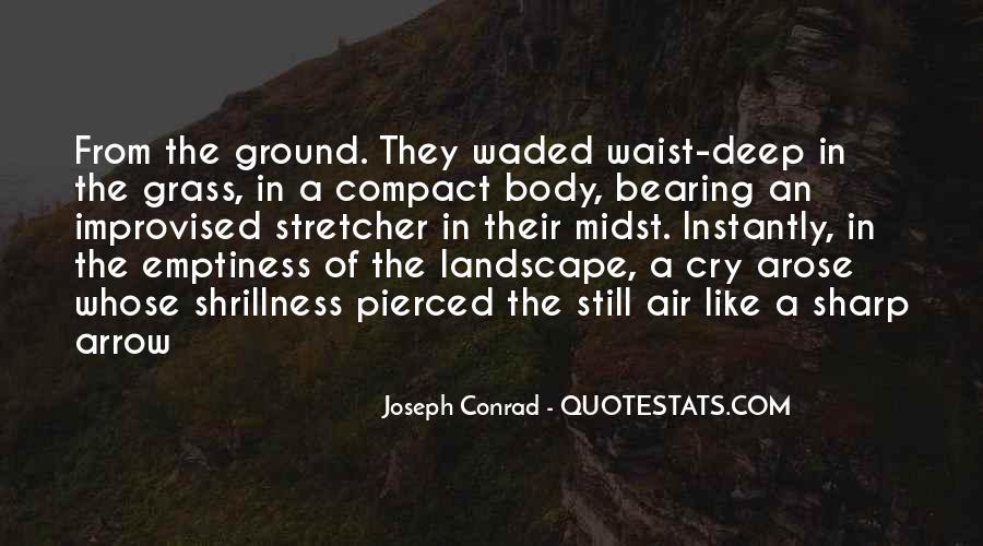 Joseph Conrad Quotes #951021