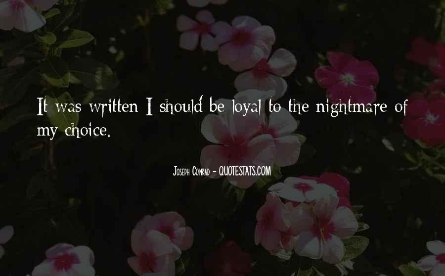 Joseph Conrad Quotes #972507