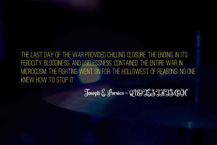 Joseph E. Persico Quotes #1070778