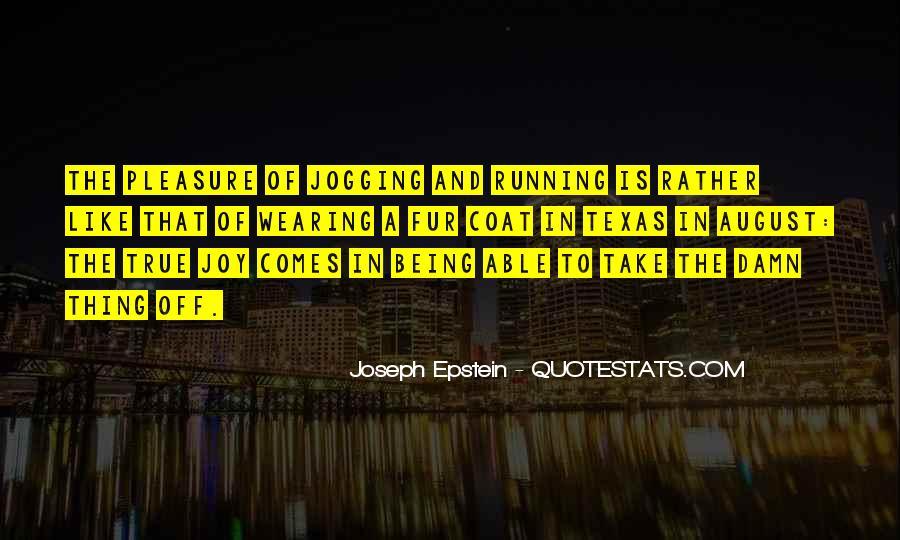 Joseph Epstein Quotes #115891