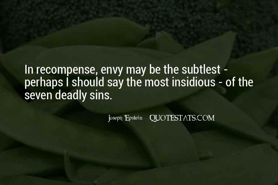 Joseph Epstein Quotes #177986