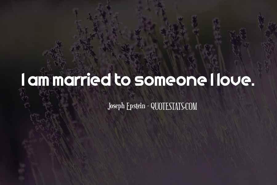 Joseph Epstein Quotes #1786116