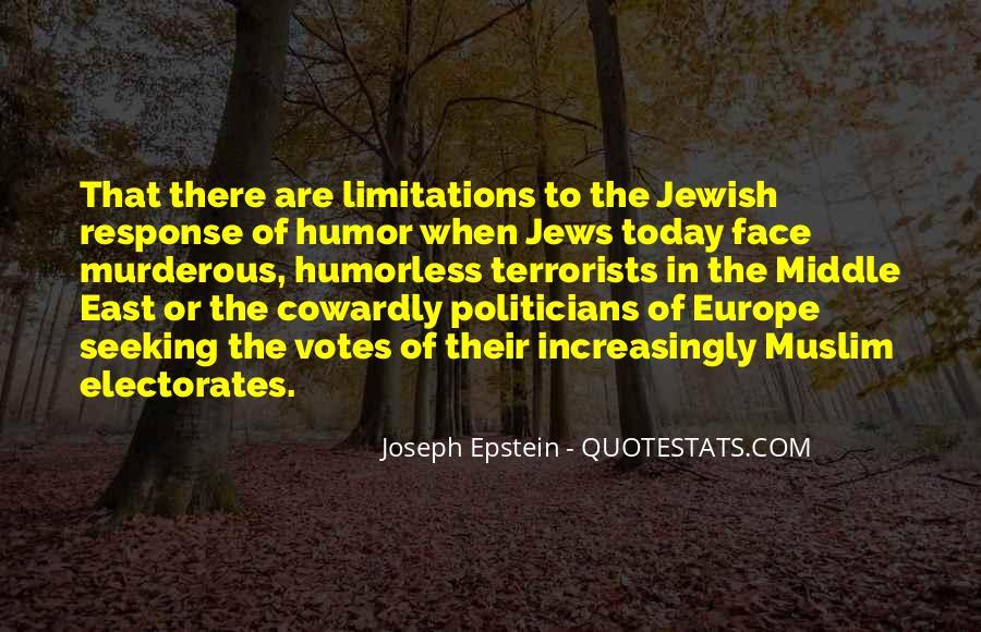 Joseph Epstein Quotes #226257