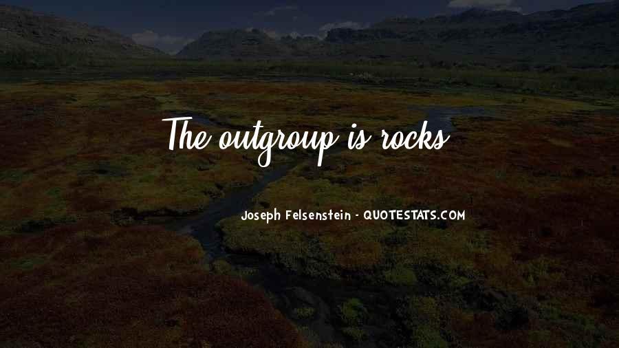 Joseph Felsenstein Quotes #522099