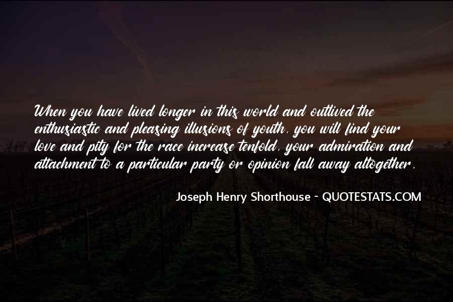 Joseph Henry Shorthouse Quotes #1450629
