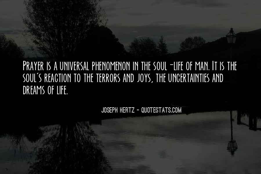 Joseph Hertz Quotes #1412088