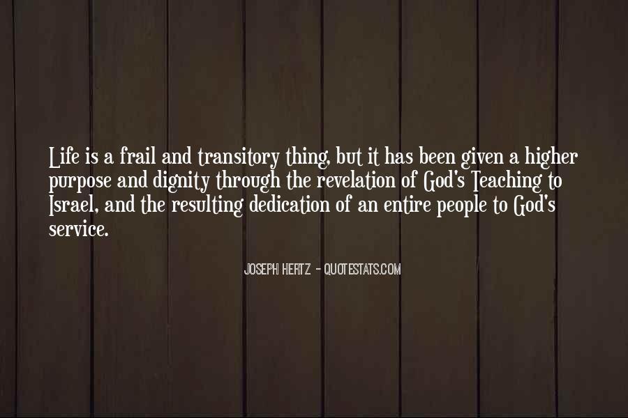 Joseph Hertz Quotes #29154