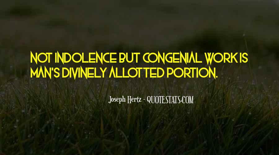 Joseph Hertz Quotes #295515