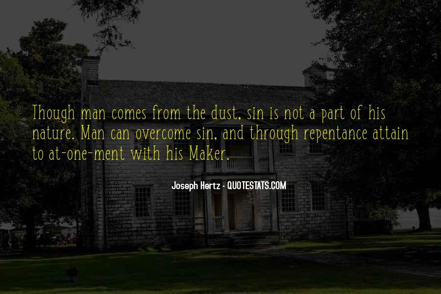Joseph Hertz Quotes #347363